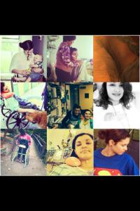 Alex collage